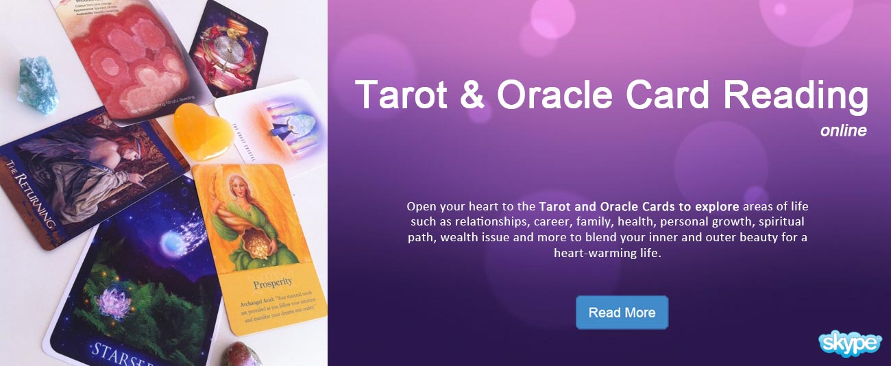 Tarot & Oracle Card Reading | Private Consultation & Online Service